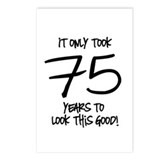 75 Looks Good Postcards (Package of 8)