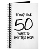 50 Looks Good Journal