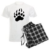 BLACK Bear Paw pajamas