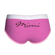 Mimi Simple Women's Boy Brief