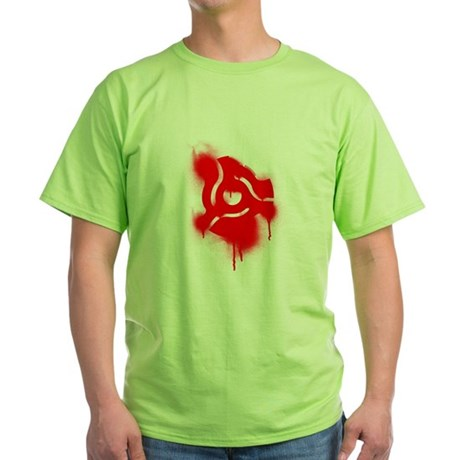 45 Graffiti Green T-Shirt