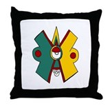 Ollin Throw Pillow