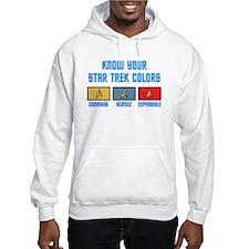 ST: Colors Jumper Hoodie