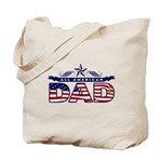 All American Dad #1 Tote Bag