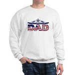 All American Dad #1 Sweatshirt