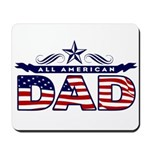 All American Dad #1 Mousepad