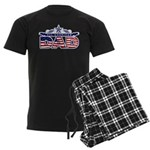 All American Dad #1 Men's Dark Pajamas