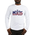 All American Dad #1 Long Sleeve T-Shirt