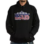 All American Dad #1 Hoodie (dark)
