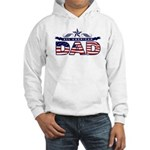 All American Dad #1 Hooded Sweatshirt