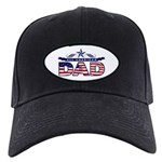 All American Dad #1 Black Cap
