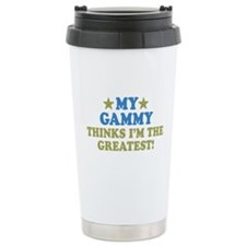 Greatest Gammy Stainless Steel Travel Mug
