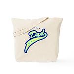 All American Dad #2 Tote Bag
