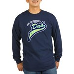All American Dad #2 Long Sleeve Dark T-Shirt