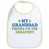 Greatest Granddad Bib