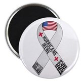 Hurricane Irene Support Ribbon 2.25&amp;quot; Magnet (