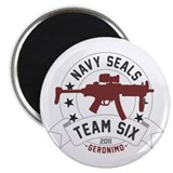 Seal Team Six Magnet