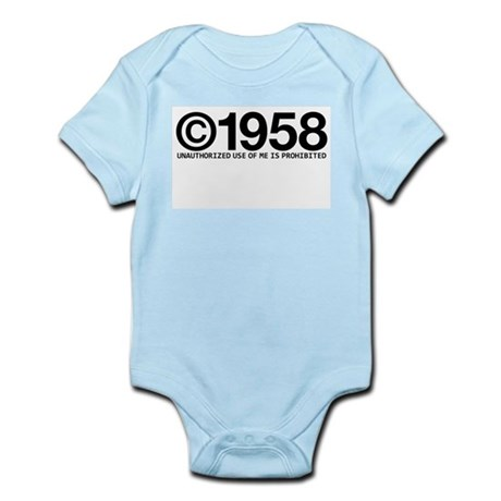 COPYRIGHT Infant Bodysuit