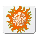 Mousepad SMILE SIDE OF LIFE