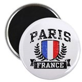 Paris France Magnet