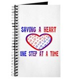 Walk to save a heart Journal