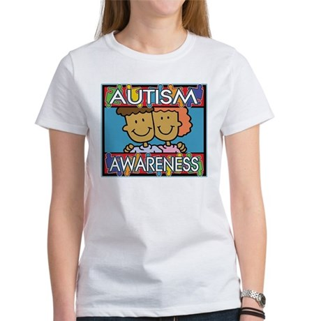 Cute Autism Awareness Women's T-Shirt