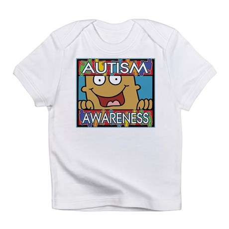 Smile Autism Awareness Infant T-Shirt
