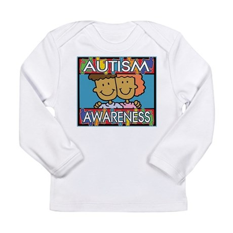 Cute Autism Awareness Long Sleeve Infant T-Shirt