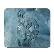 Kokopelli Elemental (Ice) Mousepad