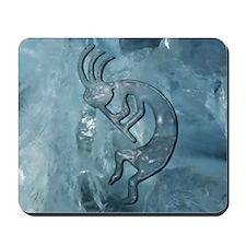 Kokopelli Elemental (Ice) Mousepad