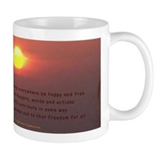 """Y Yoga Movie"" Feel Good Mug Lokah..."