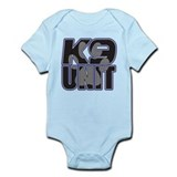 Police K9 Unit Paw Infant Bodysuit