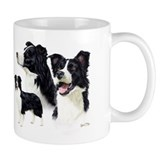 Border Collie Small Mug