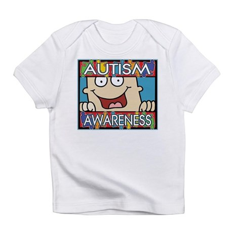 Funny Autism Awareness Infant T-Shirt