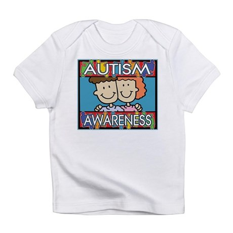 Cute Autism Awareness Infant T-Shirt