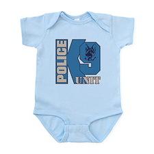 Police K9 Unit Dog Onesie