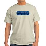 ST: Technobabble2 Light T-Shirt