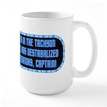 ST: Technobabble2 Large Mug