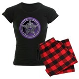 Purple Pentacle w/inlay pajamas