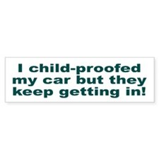 New Funny T-shirts Bumper Sti Bumper Sticker