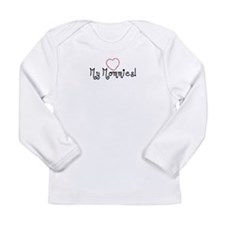 Love my Mommies Long Sleeve Infant T-Shirt
