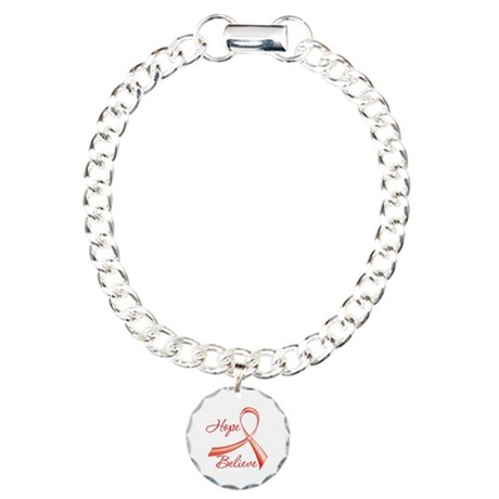 Heart Disease Charm Bracelet, One Charm