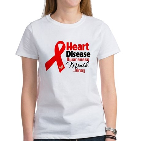 Heart Disease Women's T-Shirt