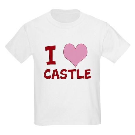 IheartCastle Kids Light T-Shirt