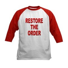 Nebraska Restore The Order (Front) Tee
