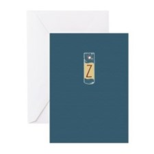 "Swank ""Z"" Greeting Cards (Pk of 10)"