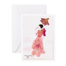 Unique Press Greeting Cards (Pk of 10)