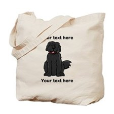Newfie - Customizable Tote Bag