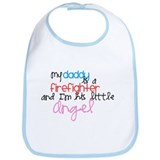 Fire Kids Bib