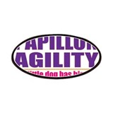 Papillon Agility Patches